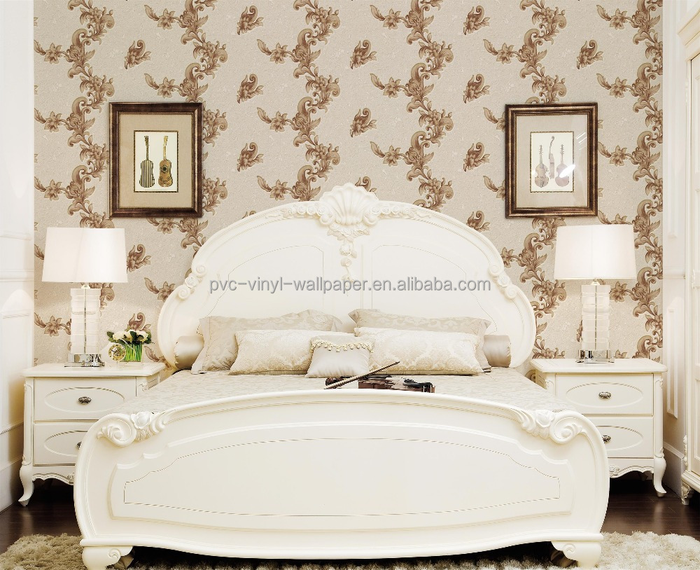 Custom wallpaper printing classic style modern type wall paper