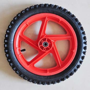 14 Inch Garden Cart 5 Spoke Pneumatic Wheel