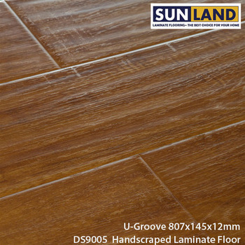 Top Quality Parkett Waterproof Ac3 Class 31 Laminate