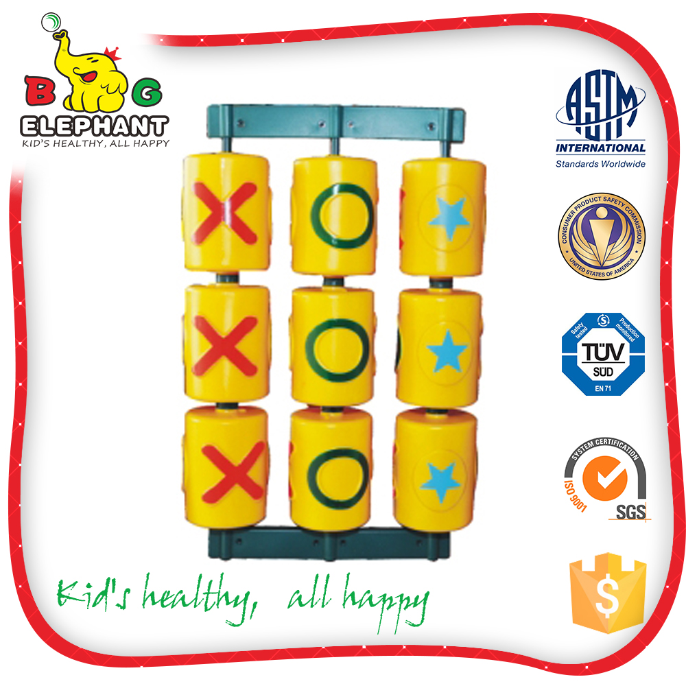 Playground Accessories Tic Tac Toe Cylinder Set With Fasteners Buy