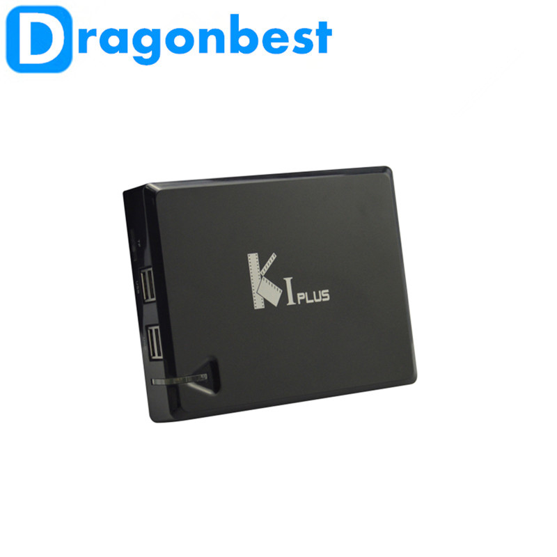 The Newest Modle With The Best Cpu K1Plus Android Tv Box Amlogic S905 Quad Core 64 Bit Cor Tex A53 Up To 2.0Ghz