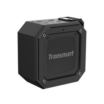 Tronsmart Groove (Force Mini) BT Speaker IPX7 Waterproof Column Portable Speaker for the computer with 24H Playtime