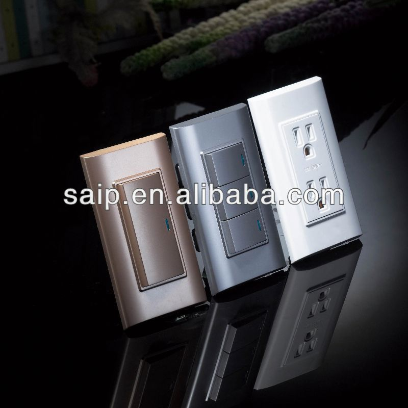 American Standard Wall Switch and Socket european wall socket and switch