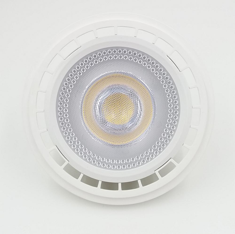 15 درجة زاوية شعاع Lamparas أدى Ar111 بقيادة الأضواء أدى الأضواء