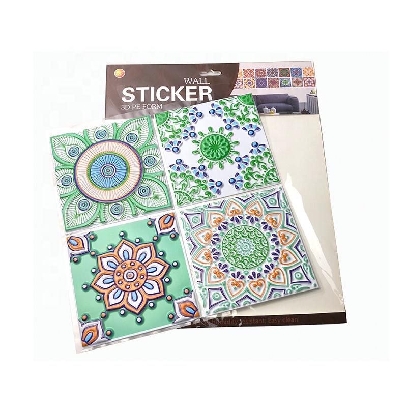 Venta al por mayor vinilos decorativos para azulejos de ...