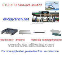 UHF RFID System for intelligent transportation