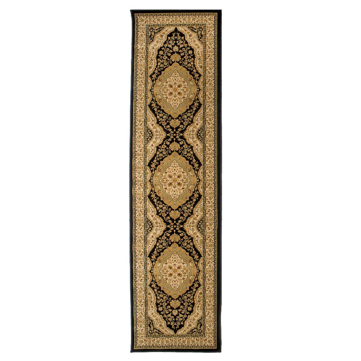 Imperial Collection Traditional Turkish Rugs 2 X 7 In Jute Runner Rug