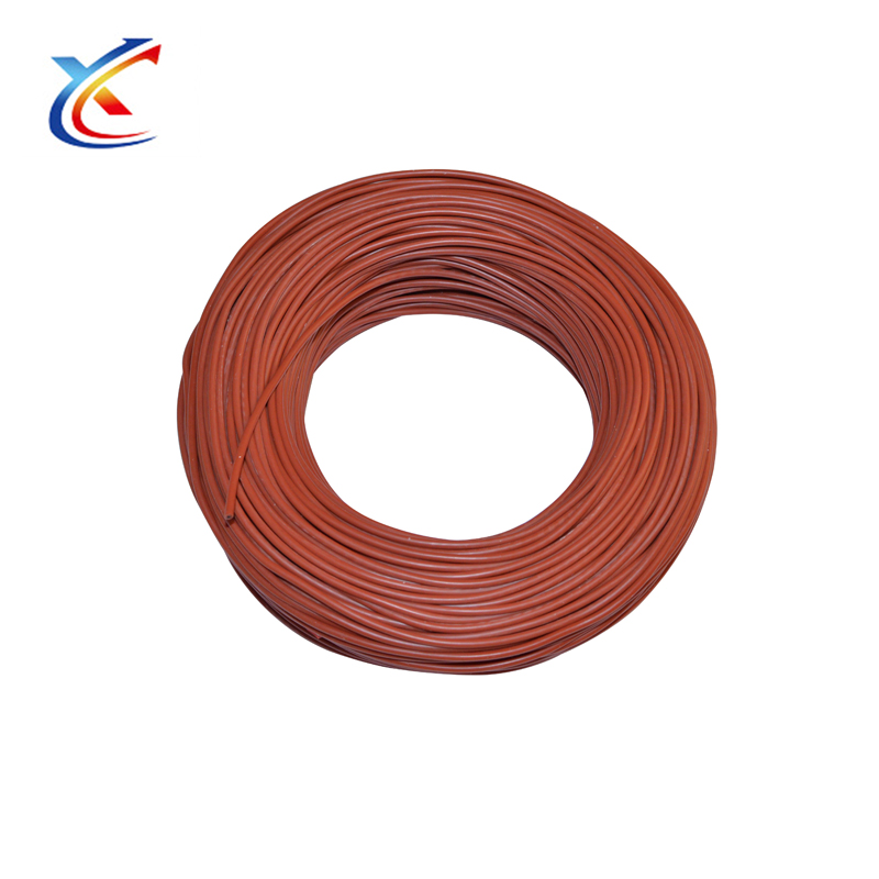 carbon fiber heating element wire for silicone rubber sheath