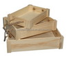 Modern new design low prcie wooden fruit/vegetable box wooden packing box