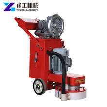 3KW Portable Electric Concrete Floor Grinder With Vacuum Cleaner
