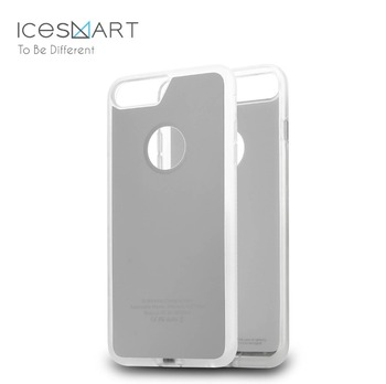 Qi Wireless Charger Receiver For Galaxy S5 Mini Size Tpu Soft Wireless  Charging Case Cover For Iphone Charging Transmitter Cover - Buy Qi Wireless