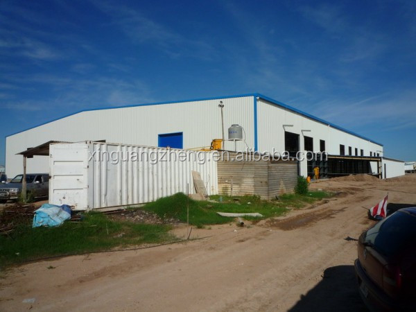 ISO low cost high quality steel structure warehouse / factory/workshop/plant