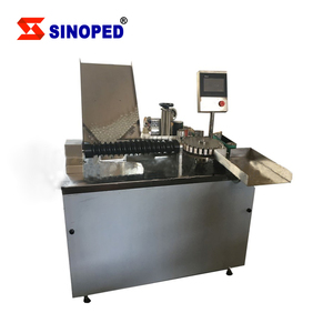 High quality promotional ampoule sticker labeling machine