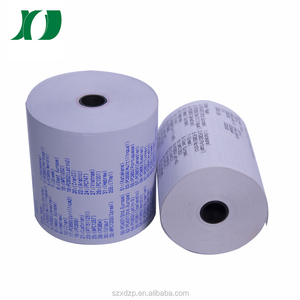 38mm x 40ft Thermal Taxi Cab Meter Rolls