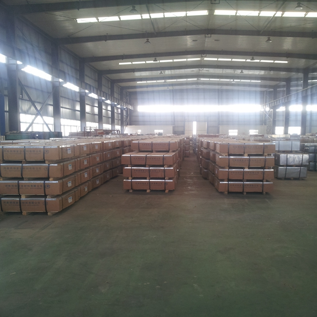 hot sale painted steel roofing in china