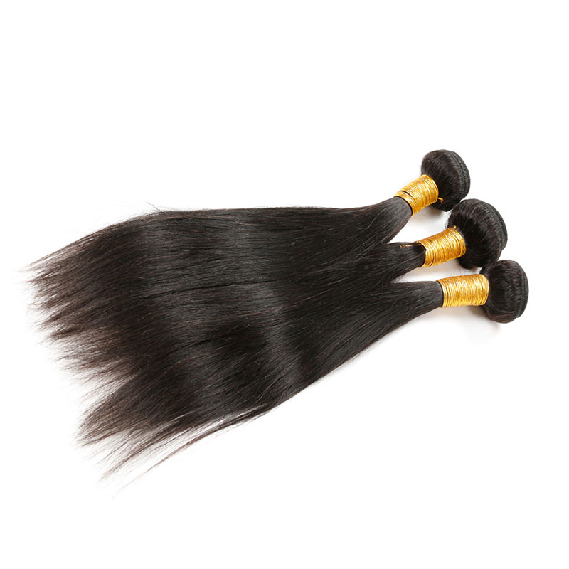 Quality 100% Unprocessed 8A Grade Straight Wave Wholesale Hair Weave Distributors, Natural black 1b;1#;1b;2#;4# and etc