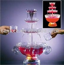 party cocktail fountain/wine fountain/party wine fountain
