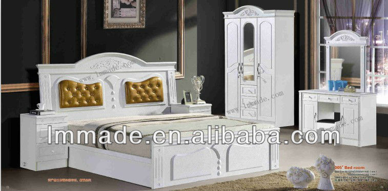 Bedroom furniture sets with dressing table bedroom white for American classic bedroom