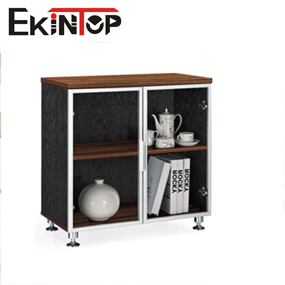 Office Wooden mobile filing cabinet with high quality Hardware accessories