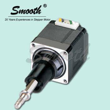 Micro stepper motor 5v nema 11 high speed captive linear for High speed stepper motor