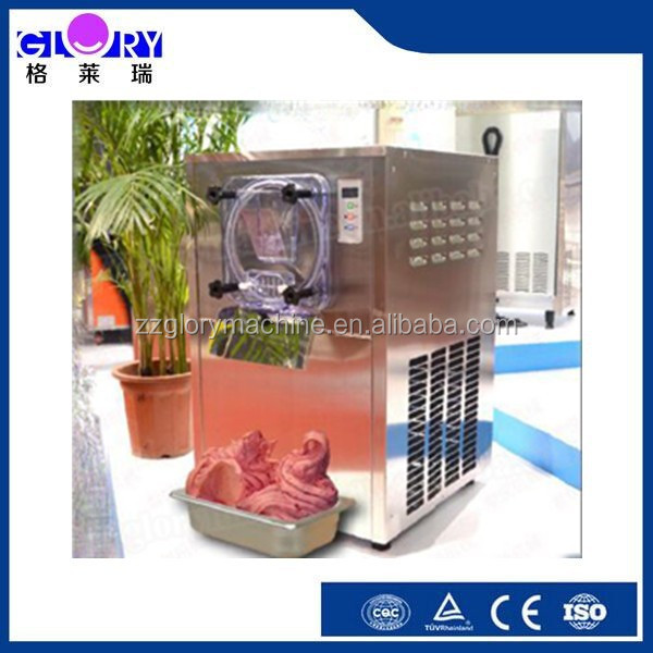 (All machines for gelato shops ) Hard ice cream machine / batch freezer / Gelato Machine