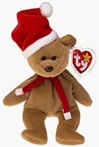 Ty Beanie Babies - 1997 Holiday Teddy Bear fe7d1d62594a
