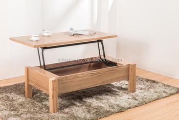European Style Modern Coffee Table Lift Top Coffee Table Modern