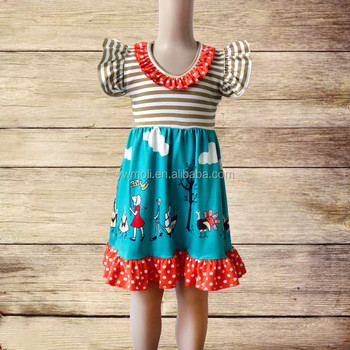 New Arrival Boutique Thanksgiving Day Children Festival Clothing ...