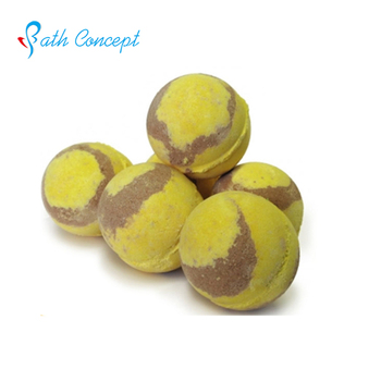 tennis ball attractive unique bath bomb