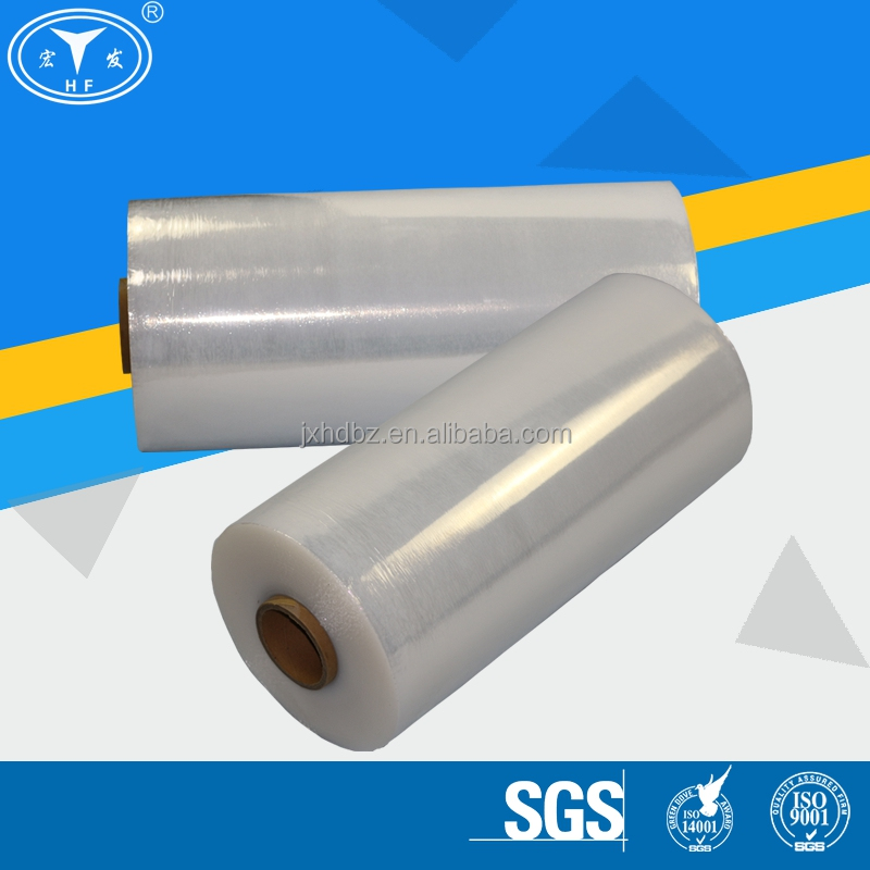 Self Adhesive Jumbo Roll PE Stretch Film for Pallet Packing