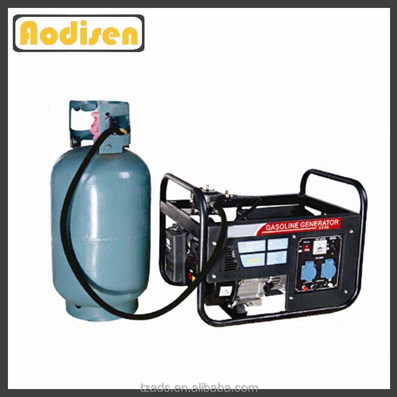 Refrigerado por aire con experiencia trif sico generador - Generador a gas ...