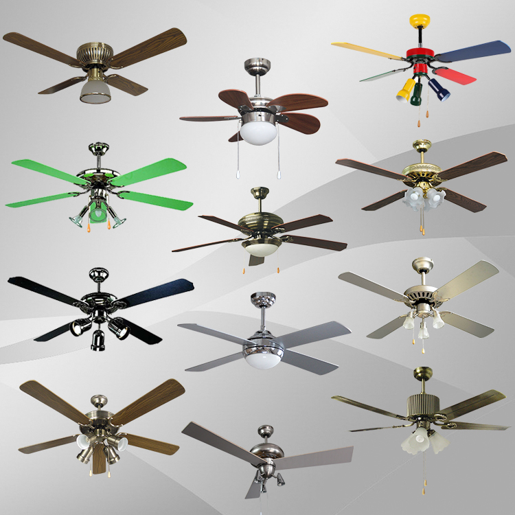 Popular Design Elegant Decorative Celing Fan