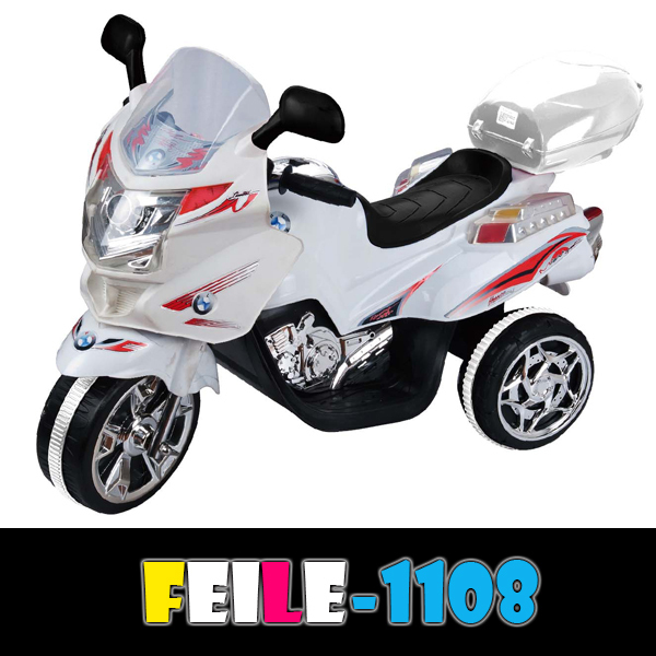 Children battery operated motorcycle toy