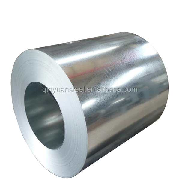 SGCC DX51D cold rolled galvanized steel sheet in coil, standard steel coil sizes