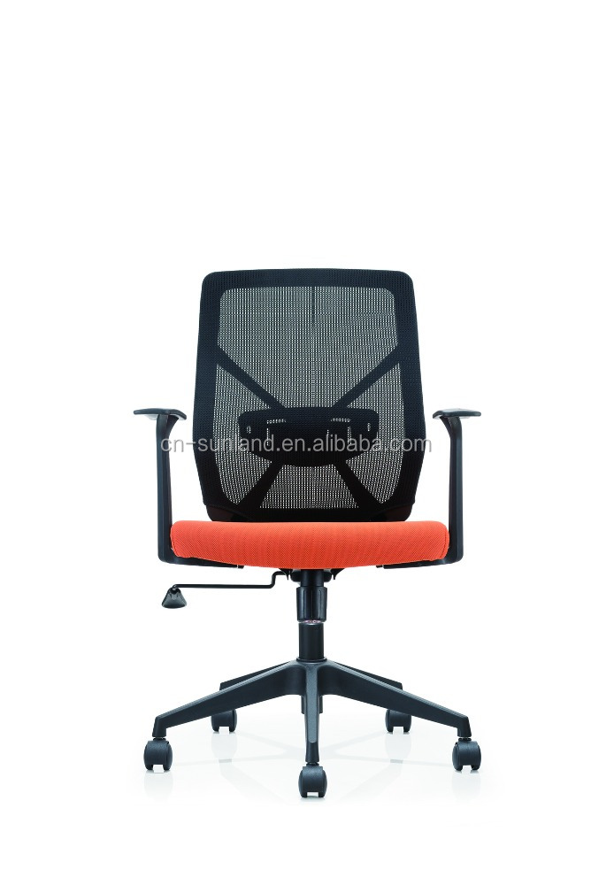 Reclining modern swivel mesh office chair ergonomic