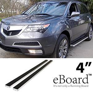 Buy EBoard Running Boards Aluminum For Acura MDX Nerf Bars - Acura mdx running boards