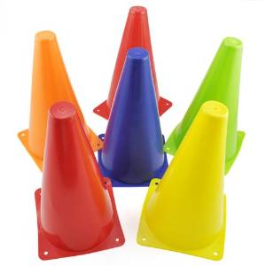 Back To Search Resultshome & Garden Bird Training 6pcs Colorful Plastic Slalom Mini Cones Traffic Signs Marks