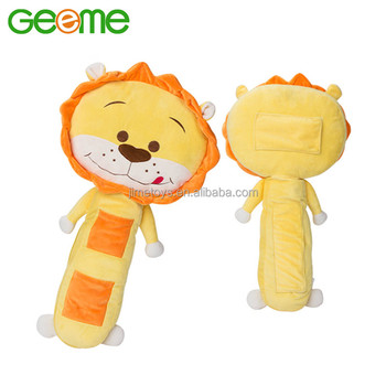 Wholesale Car Seat Belt Cover Plush Doll for Kids as Seen on TV