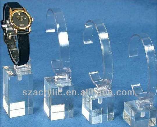customized acrylic jewellery store showcase