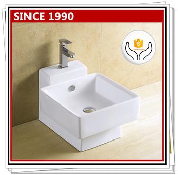 8098 Bathroom Ceramic Sanitary Ware Basin Manufacturers