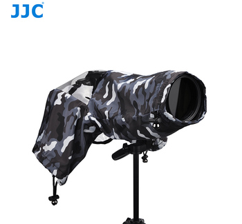 jjc with transparent window camera covers coat camera rain cover for