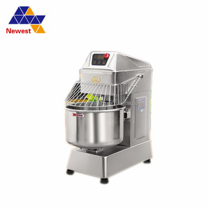 Industrial factory price electric 12kg spiral dough mixer