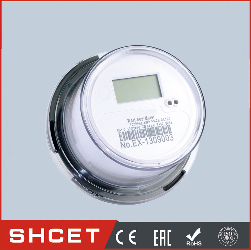 CET-D238-C(LCD) energy meter digital watt hour meter electric energy meter