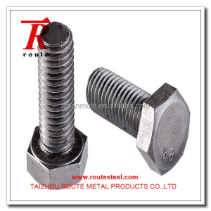 Stainless steel furniture hardware screw nut bolt hot sale
