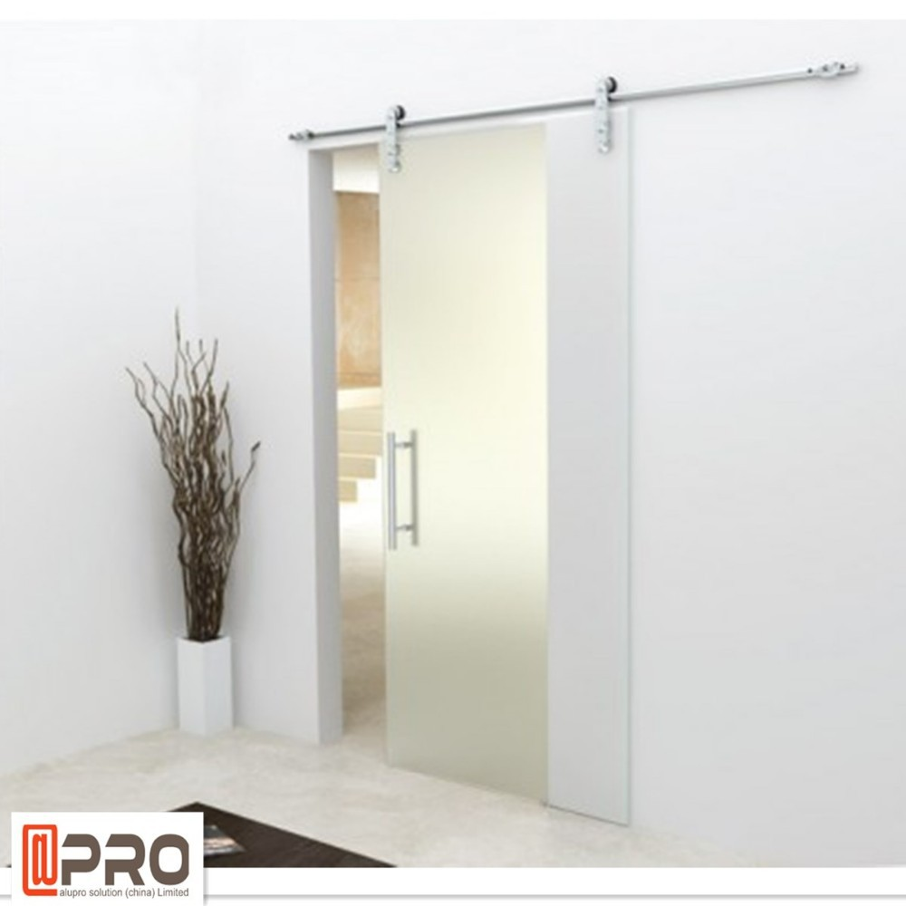 Sliding Bathroom Doors Interior Home Design