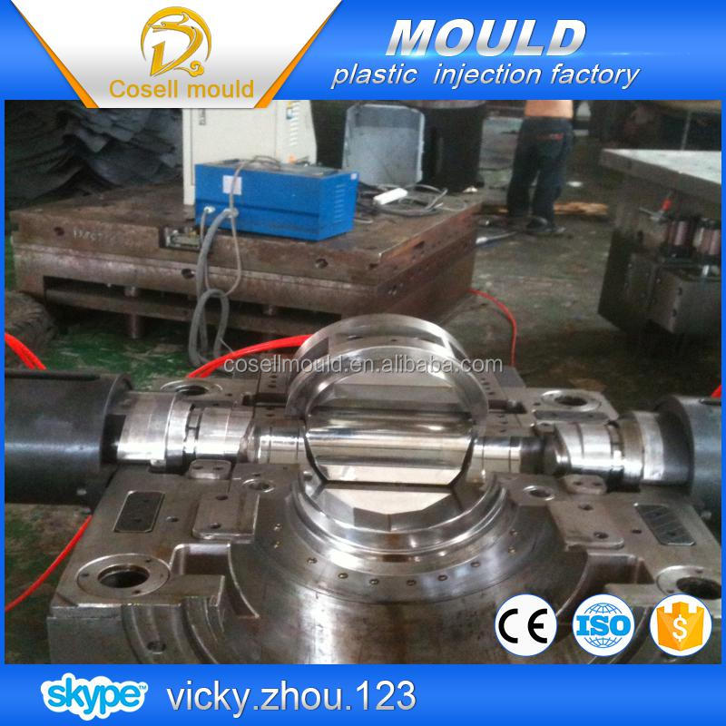 pipe fitting plastic elbow mould/factory price plastic pipe injection mould/plastic pvc tube