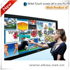 EKAA 65inch touch screen all in one pc/all in one desktop pcs