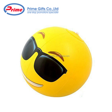 Promotional Outdoor Inflatable Beach Ball/ Emoji Beach Ball with Custom Logo