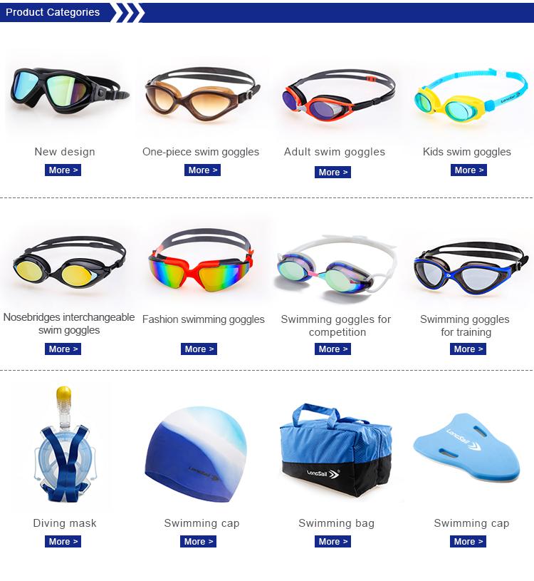 5806cf2948 Newly Anti Fog Swimming Goggles Myopia Swimming Glasses Custom Swim Goggles