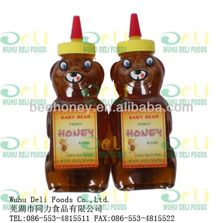 Golden Bulk Honey Syrup
